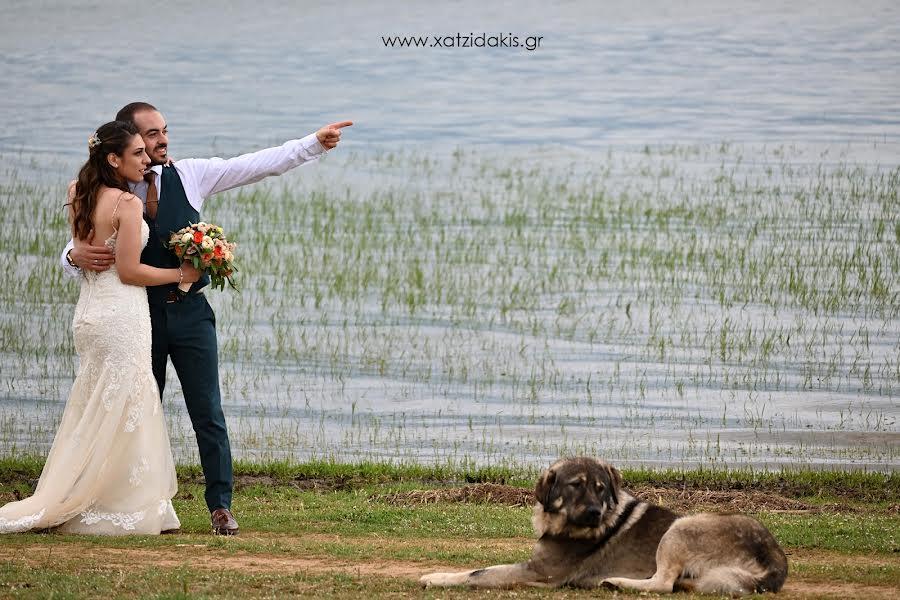 Jurufoto perkahwinan Georgios Chatzidakis (chatzidakis). Foto pada 16.06.2021