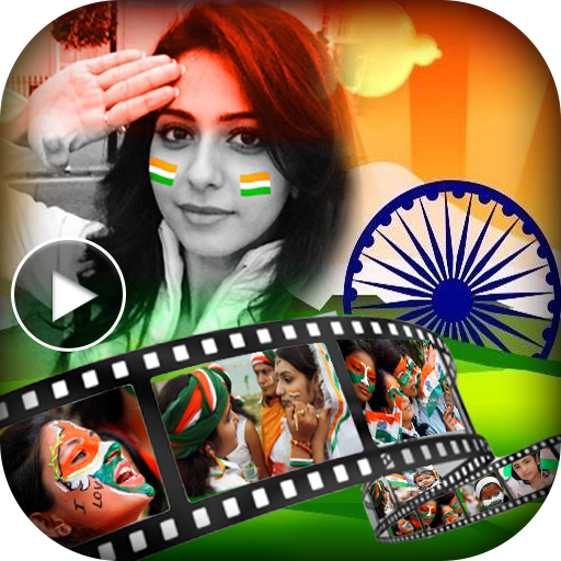 Independence Day Video Maker 2017