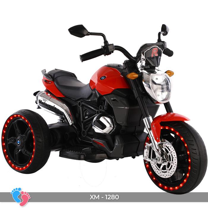 Xe moto điện cho bé XM-1280 17