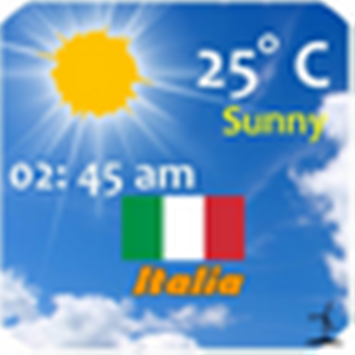weather of italy (app)