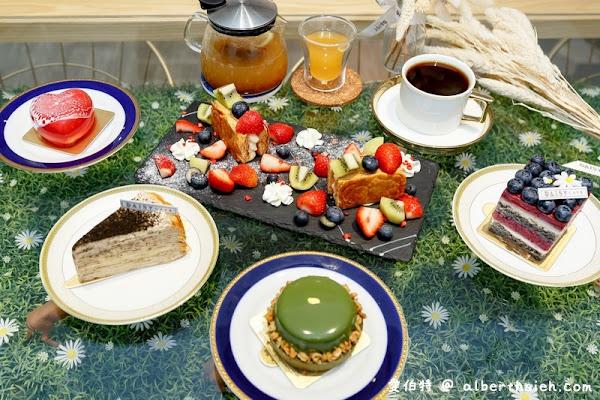 Daisy Cafe.桃園八德咖啡廳(美味法式甜點搭配精緻裝潢讓你有個質感下午茶)