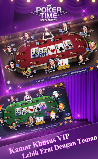 Poker Time -Pulsa Texas Holdem  {cheat|hack|gameplay|apk mod|resources generator} 2