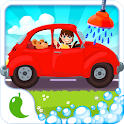 Amazing Car Wash - For Kids PE icon