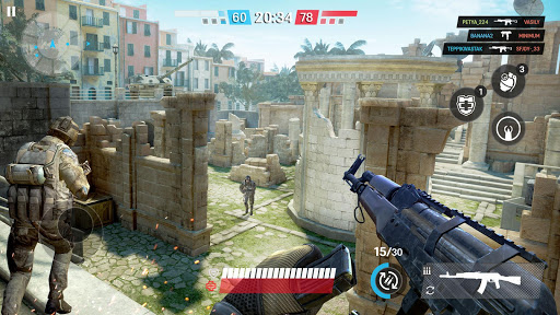 Warface: Global Operations – Gun shooting game,fps 1.4.0 screenshots 1