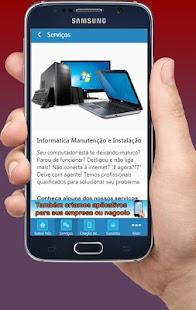 YesTec Tecnologia - náhled