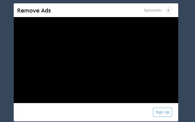 Remove Ads from Tumblr