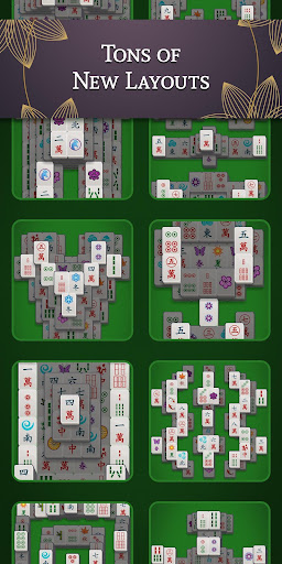 Mahjong Solitaire screenshot 5