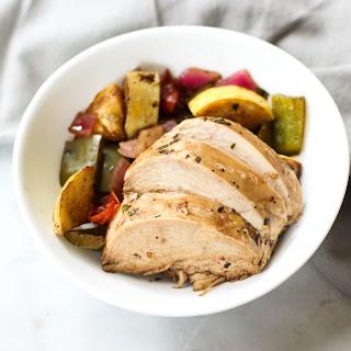 Veggie Chicken Meal Prep Bowls Recipe
