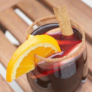 Fall Sangria Recipe
