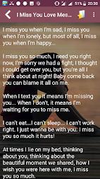 I Miss You Love Messages APK - Download APK Version 1 0