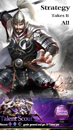 Risen Heroes: Idle RPG of the Three Kingdoms 1.0.1 screenshots 4