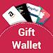 Gift Wallet - Free Reward Card icon