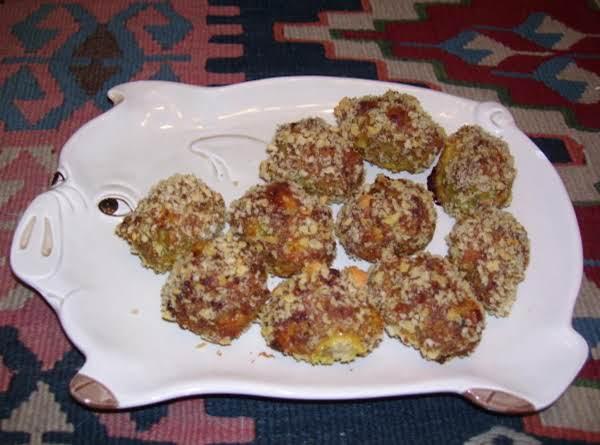 Curried Turkey Meatballs