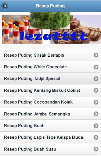 Resep Puding for PC