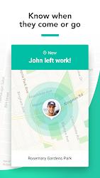 Family GPS Locator by GeoZilla