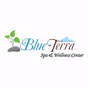 Blue Terra Spa, Shipra Mall, Ghaziabad logo