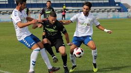 La victoria en Marbella ha dado la vida a los jugadores celestes.