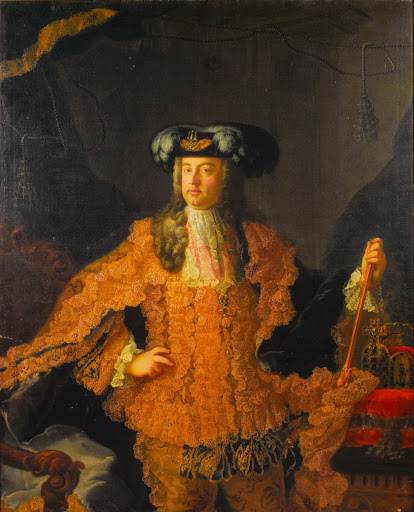 Portrait of Francis I (1708-1765)