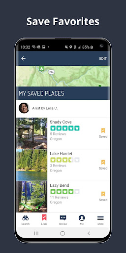 The Dyrt Camping App: Tent & RV Campsites Finder 3.1.36 screenshots 4