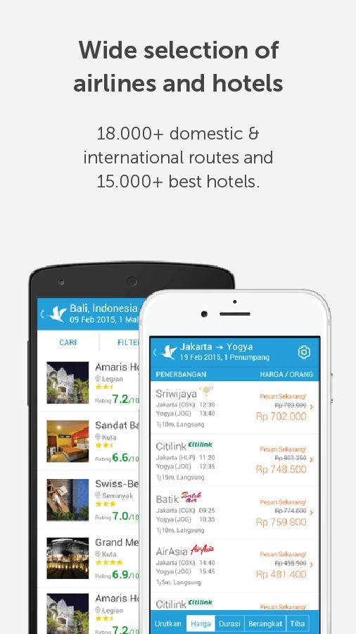 Traveloka Flight Amp Hotel Android Apps On Google Play