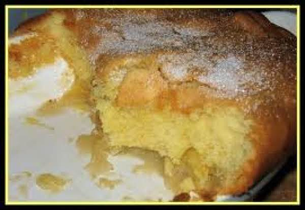 Fruited Sponge Cake Recipe