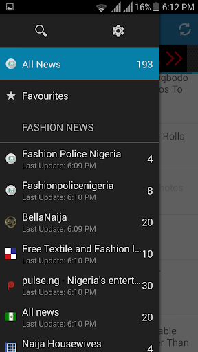 Nigeria Fashion News