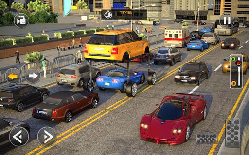 Modern Car Driving Simulator SUV Car Parking Games apktram screenshots 10