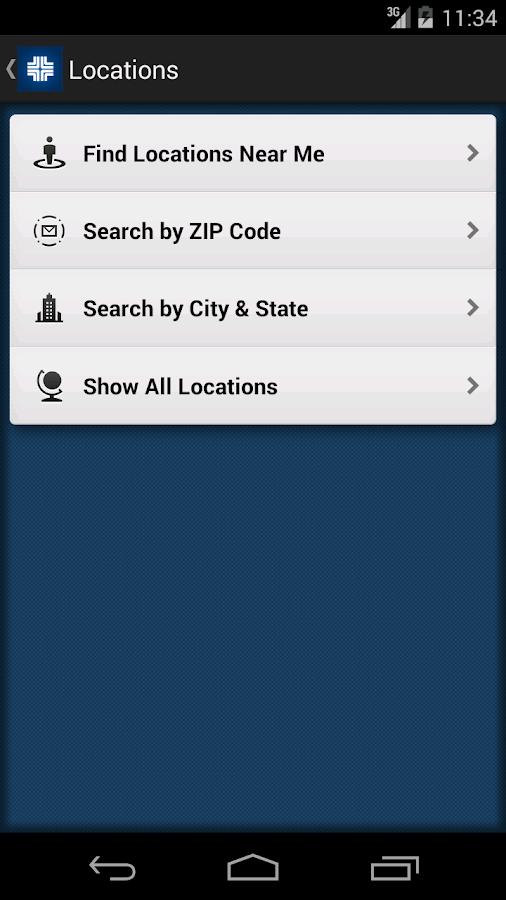 Central National Bank  Mobile- screenshot