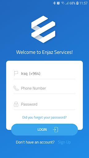 Enjaz Services 3.2.2-release screenshots 1