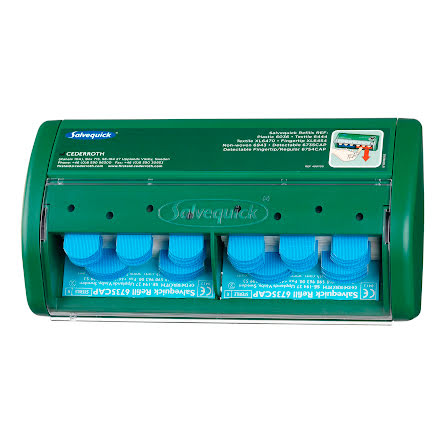 Plåsterautomat Blue Detectable