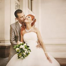 Wedding photographer Elena Vorkovec (elenkaw77). Photo of 25.08.2014