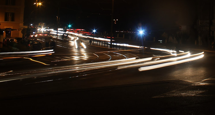 Traffic in Rome di _AnGi