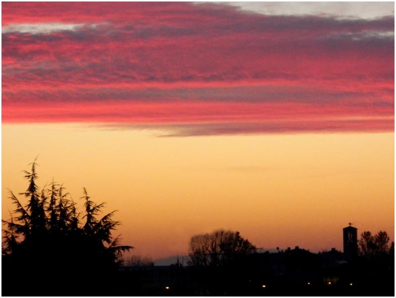 All' alba ... di lucaldera
