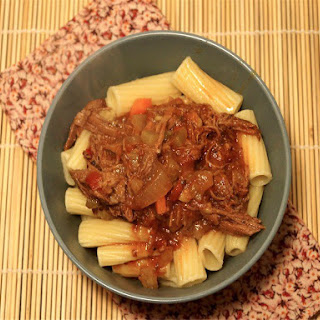Sunday Slow Cooker: Beef Ragu.