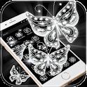 Diamond Glitter Theme icon