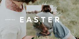 Easter Spring Sale - Easter item