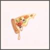 ピザの悪戯