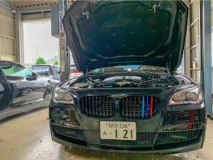 7シリーズ  Active hybrid 7L   M Sports  F04 2012後期のカスタム事例画像 ちゃんかず  «Reizend» さんの2020年07月31日23:20の投稿