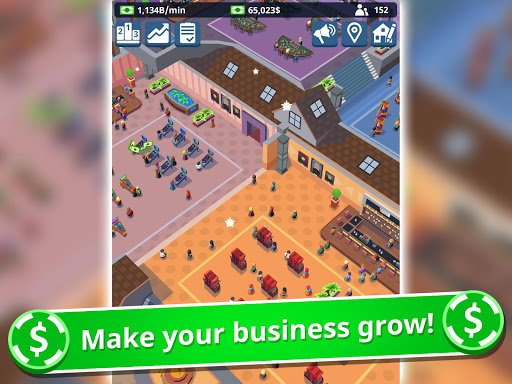 Idle Casino Manager - Business Tycoon Simulator 2.1.2 screenshots 13