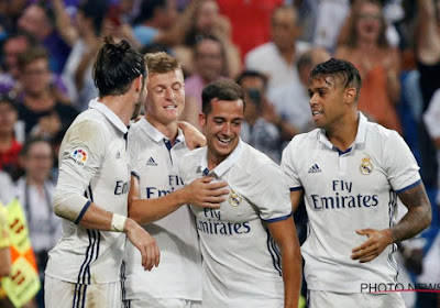 Nouvelle blessure au Real Madrid