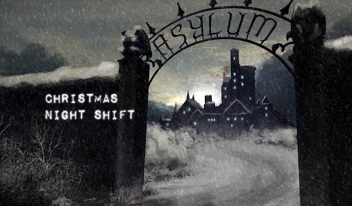 Christmas Night Shift - Five Nights Survival screenshots 1