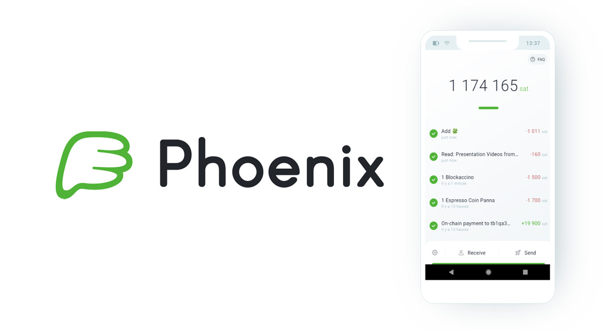 Image of Pheonix Lightning Network wallet logo