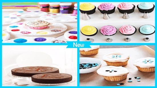 Dazzling Homemade Cupcake Decorating Ideas - náhled