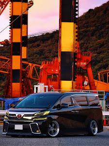 ヴェルファイア AGH30W Z・Gのカスタム事例画像 N-kazuさんの2018年10月29日22:24の投稿