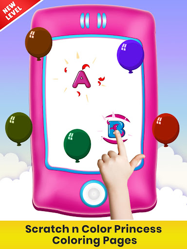Princess Baby Phone - Kids & Toddlers Play Phone android2mod screenshots 10