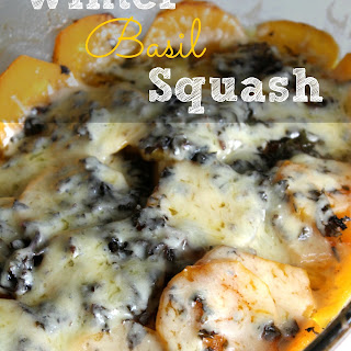 Winter Basil Squash
