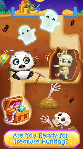Panda Lu & Friends - Playground Fun with Baby Pets apkmr screenshots 5
