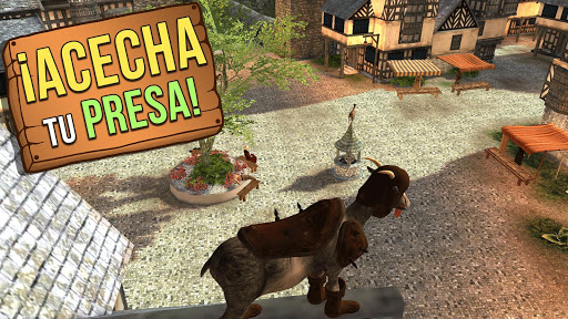 Goat Simulator MMO Simulator para Android