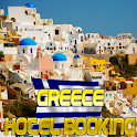 Greece Hotel Booking icon