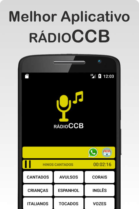 Radio CCUS(CCB) Hymns- screenshot